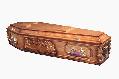 Kinvara Coffin