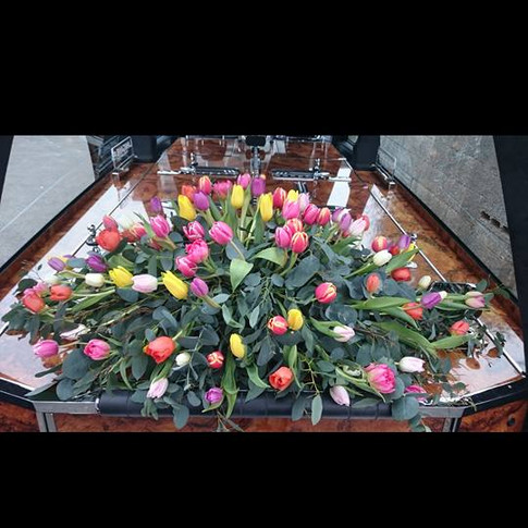 4ft Tulip Spray