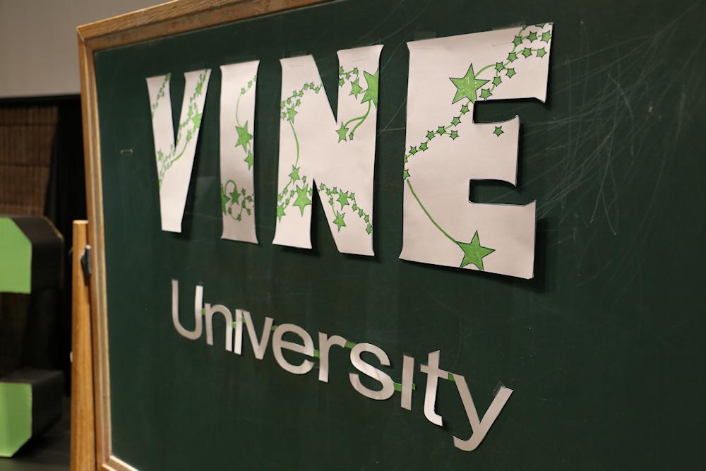 VBS 2018 Vine University