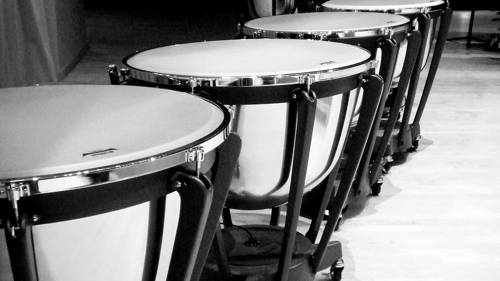 Grade 2 Timpani Study - Build It