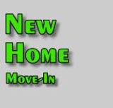 New Home MoveIn Interior Decorator Austi