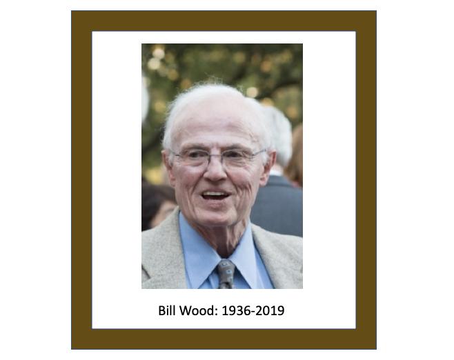 BILL WOOD IN MEMORIAM