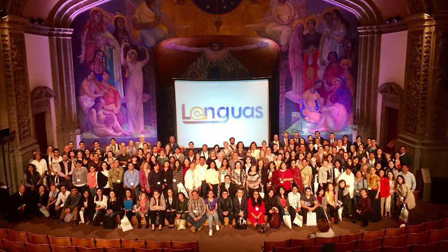 A Conference Like No Other: Lenguas 2019