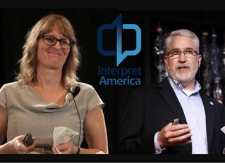 InterpretAmerica Celebrates Barry Olsen's New Role in the Profession