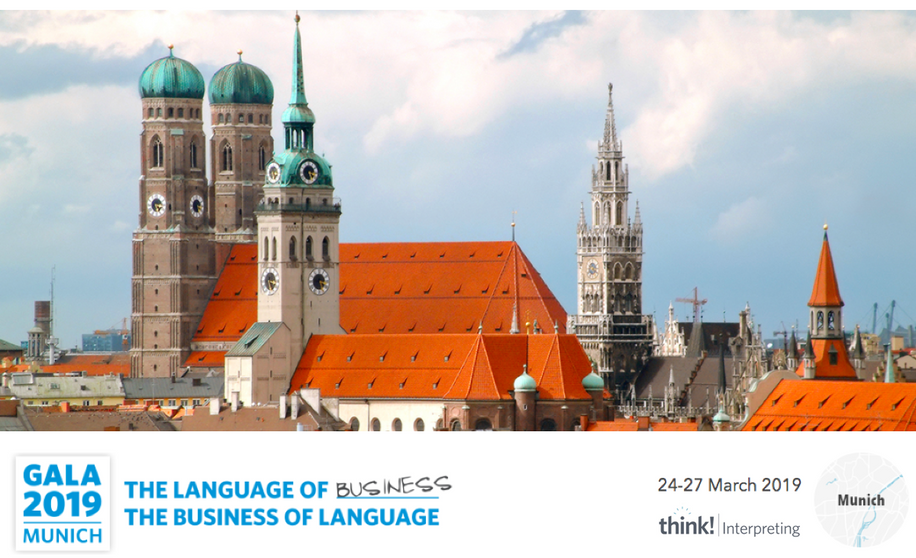 AI Is Here. What Will It Mean for Interpreting? Call for Proposals: think! Interpreting at GALA 2019