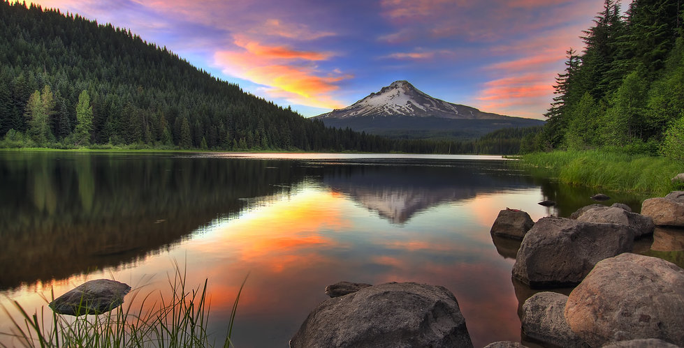 OR - Trillium Lake.jpeg