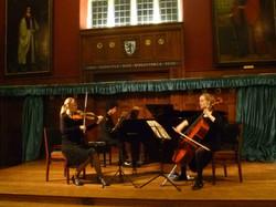 Steinway Trio at Emmanuel College