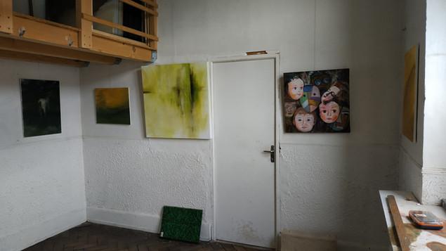 Portes Ouvertes Cours de peinture Mollkirch - Obernai - Strasbourg