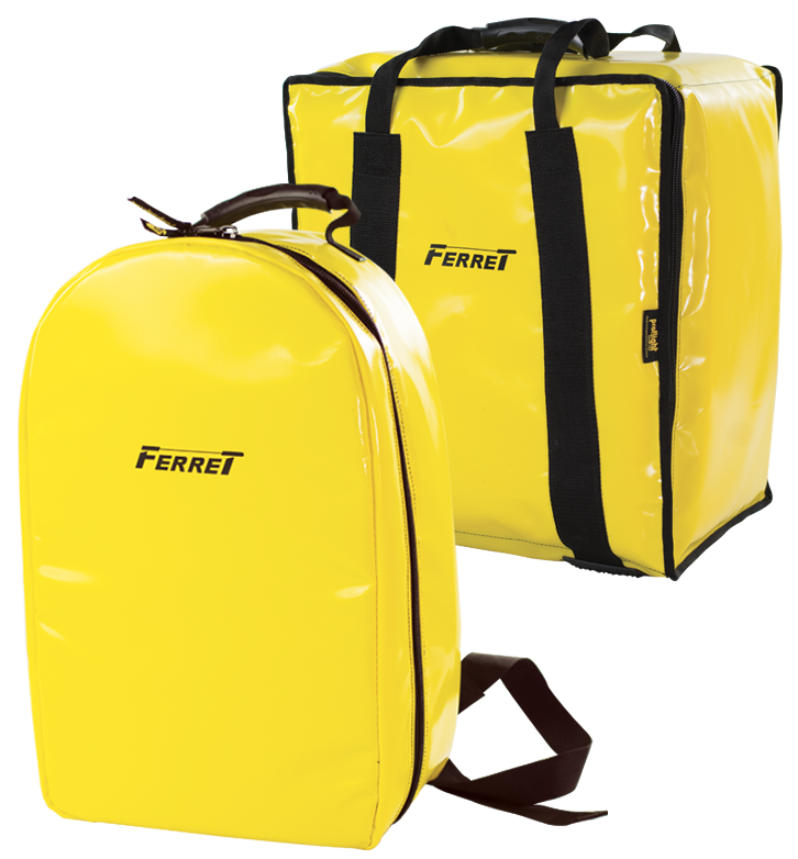 Ferret technology carry case & equipment bag