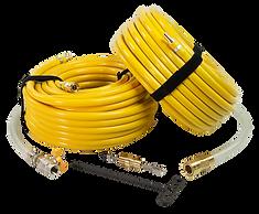 reverse flow hose kit