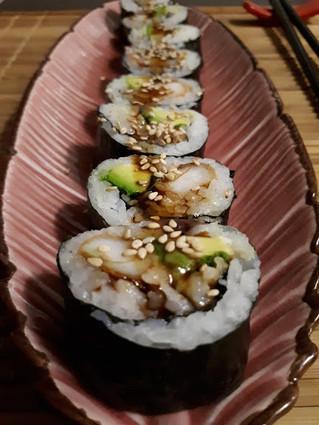 Maki de anguila