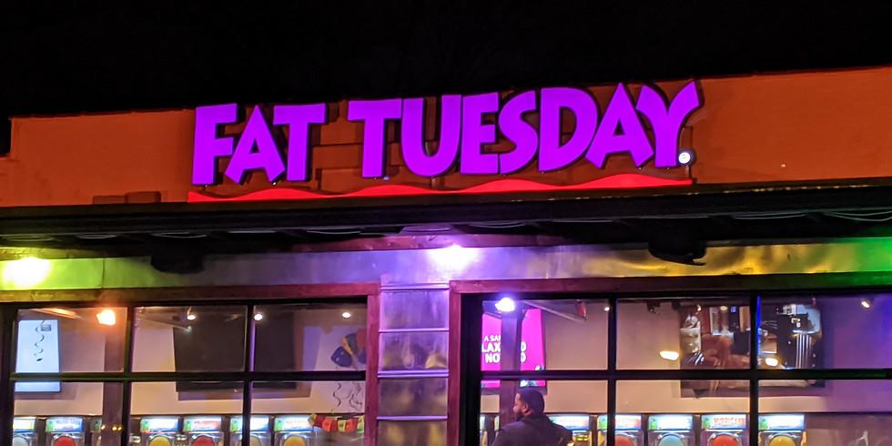 Allnite @ Fat Tuesday