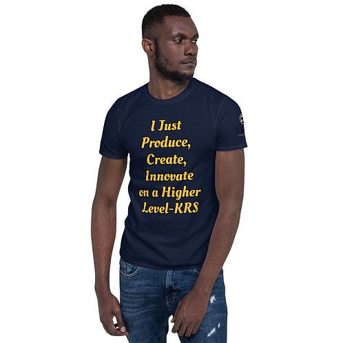 I Just Produce Short-Sleeve Unisex T-Shirt