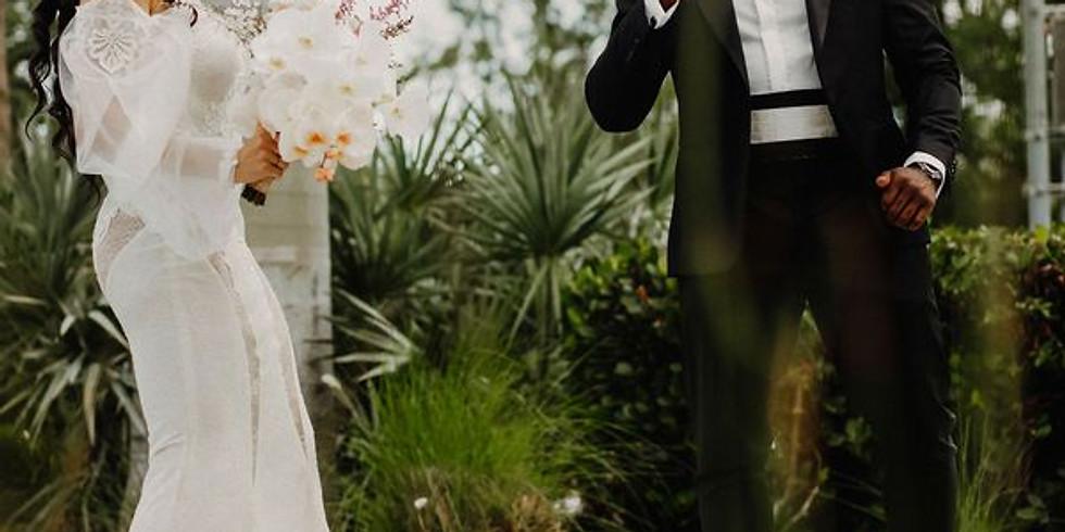 Wedding of Zion Willson