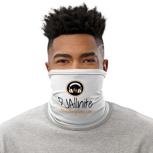 DJ Allnite Logo Neck Gaiter