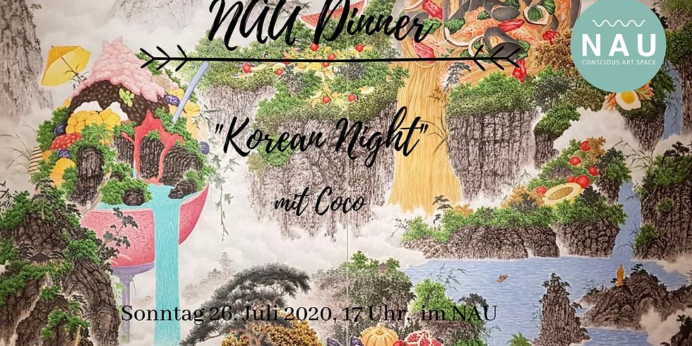 NAU DINNER ✺ KOREAN NIGHT