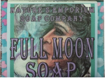 CHEROKEE FULL MOON SOAP