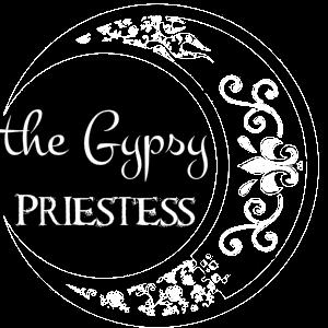 THE GYPSY PRIESTESS LOGO