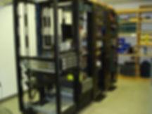Infraestrutura para CPD, Montagem de Rack's, Servidores, Rede estruturada, Piso Elevado, No-Break's, Dimensionamento Elétrico