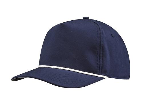 PLATINUM ROPE 5 PANEL CAP