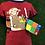Thumbnail: Lazoo Monkey T-Shirt -Size 4T-