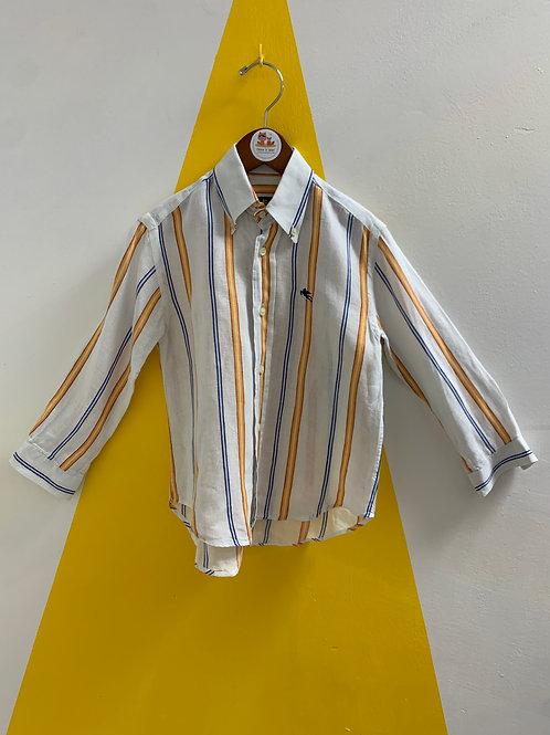 Etro boys dress shirt Size 4