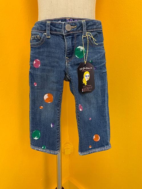 Lili Ale Poveda Jeans