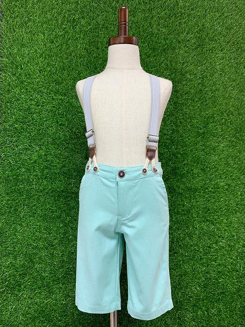 Dupareil Pants & Suspenders -Size 4-