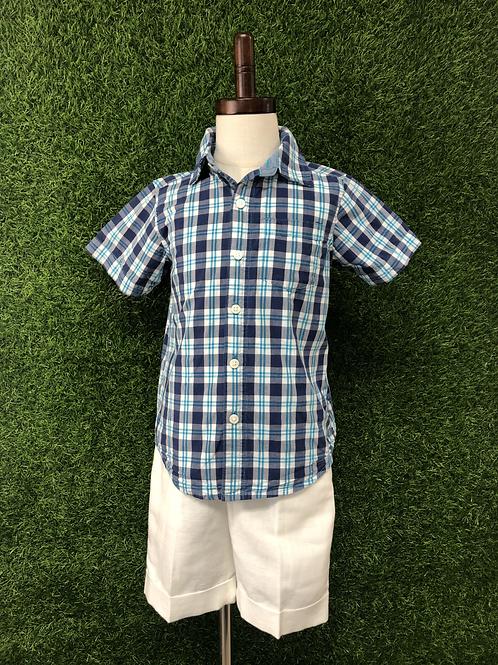 Gymboree Boys Shirt -Size XS/4-5