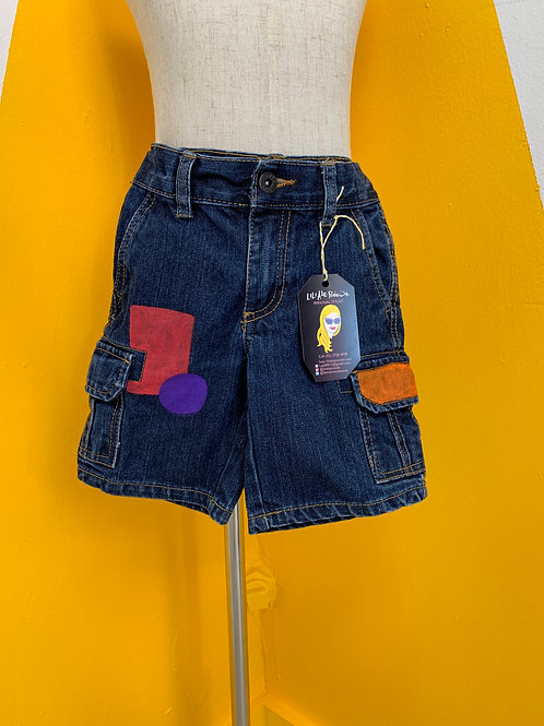 Geo Shorts by LiliAle Poveda Size 5