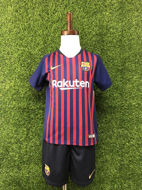 Barcelona FC Nike Uniform -Size S