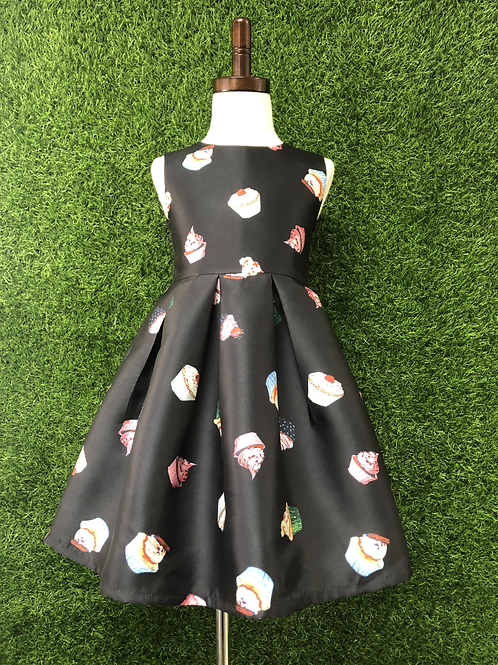 """Mini Molly """"Cup Cake Dress"""" -Size 4/6"""
