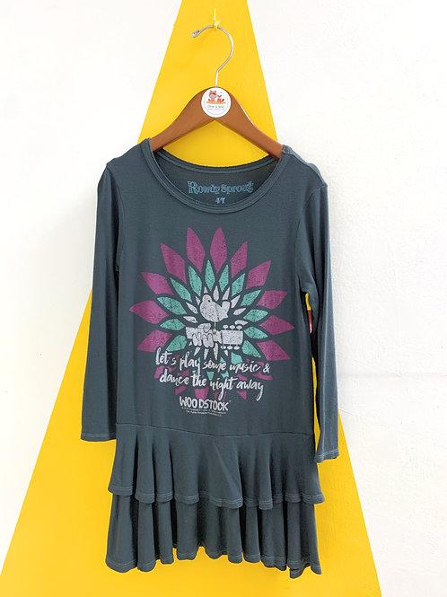 Woodstock Dress Size 4T