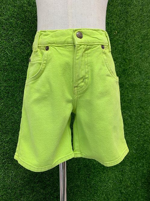 Levi's Neon Shorts -Size 4T