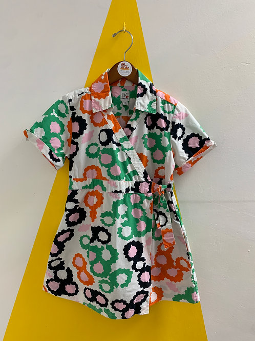 DVF For Gap Wrap Dress Size