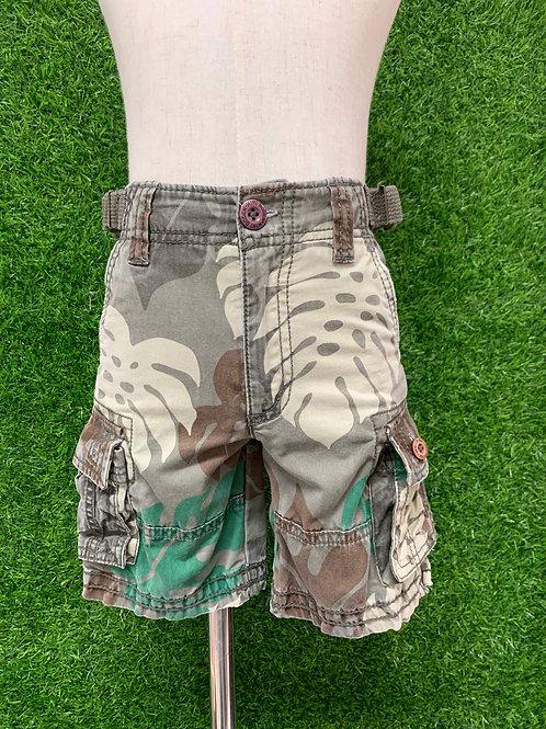 Mini Boden Cargo Shorts -Size 3