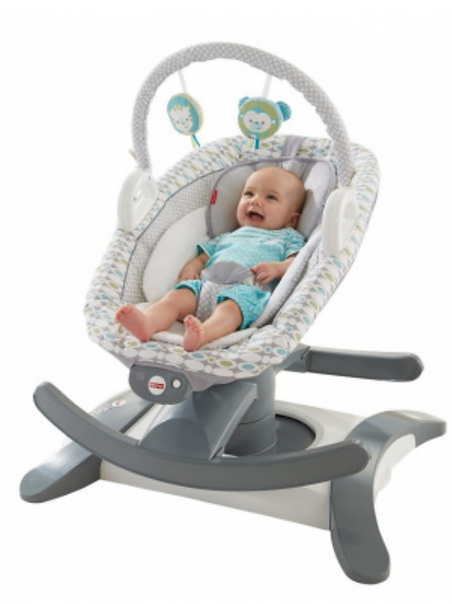 Fisher Price 4 in 1 Rock 'n Glide Soother