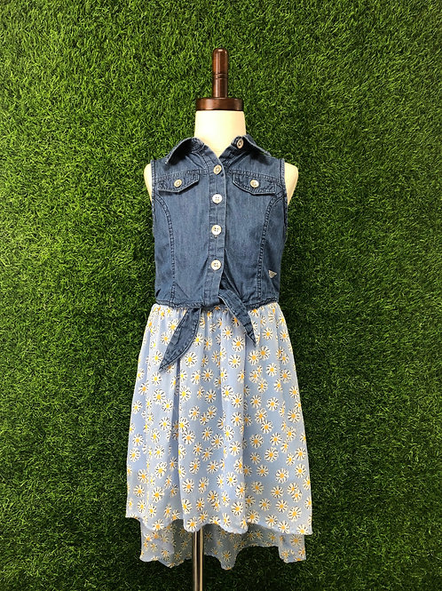 Shirt Dress -Size 7/8