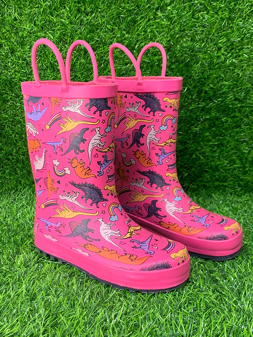Dino Rain Boots -Size 11-
