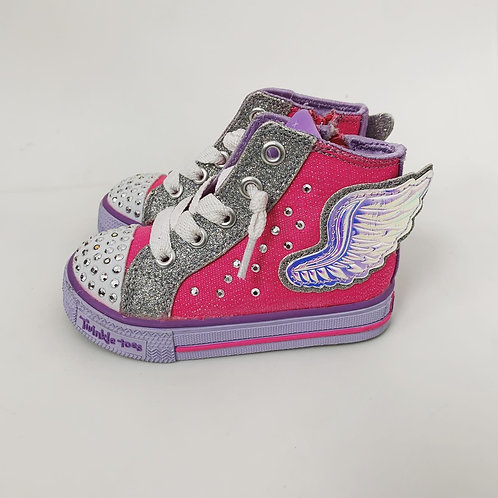 Light up Sneakers Size 6