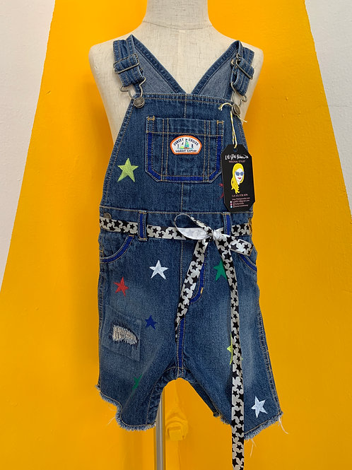 Overalls one of a Kind size 24 M