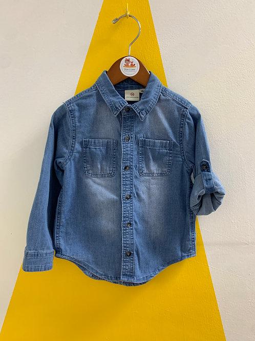 AG Denim Shirt Size 3