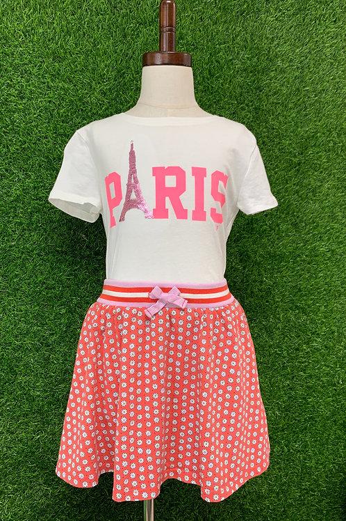 Paris T-Shirt Size S