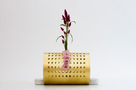 Vase no165 Italian karara stone3_pic by