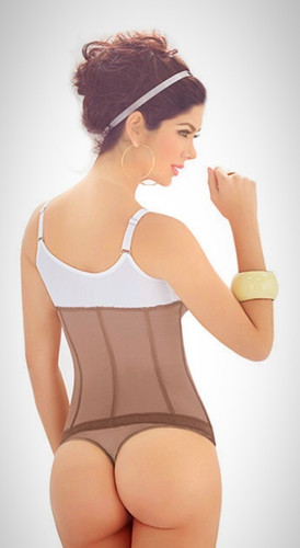 5c2b3ce75 Strapless Abdominal Girdle With Hook. By Fajas Dis. D Pra