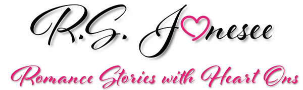 R.S.Jonesee webpage romance author romantic comedy