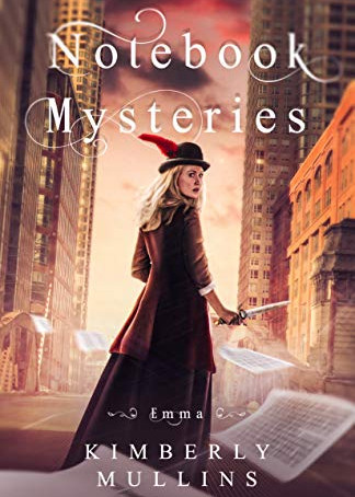 Book Review on Notebook Mysteries by Kimberly Mullins
