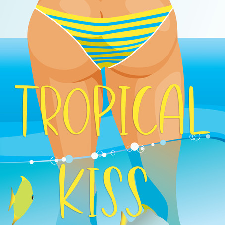 Tropical Kiss: The first book in the Postscript Island series