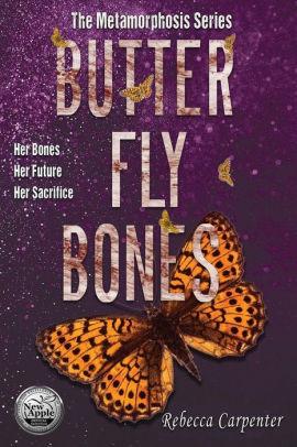 Book Review on Rebecca Carpenter's metamorphosis series