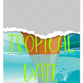 Tropical Date: The second book in the Postscript Island series (preorder)